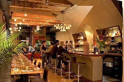 Chambar Restaurant Beatty Street Vancouver Bc Canada